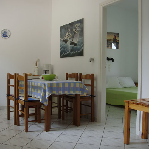 Apartment in Villa Eleftheria