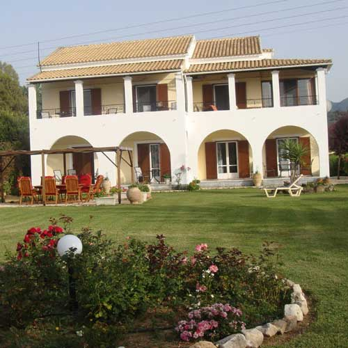 Accommodation in Villa Eleftheria