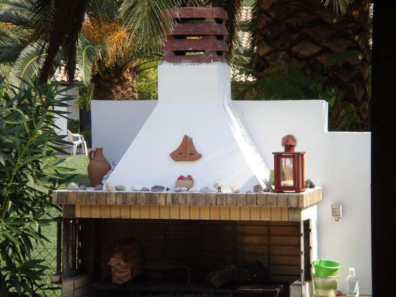 001 BBQ accommodation in corfu