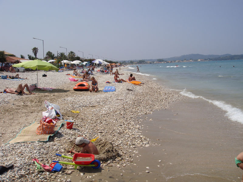 008 Acharavi Beach accommodation in corfu