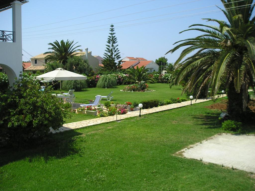 0002 Villa Eleftheria Garden accommodation in corfu