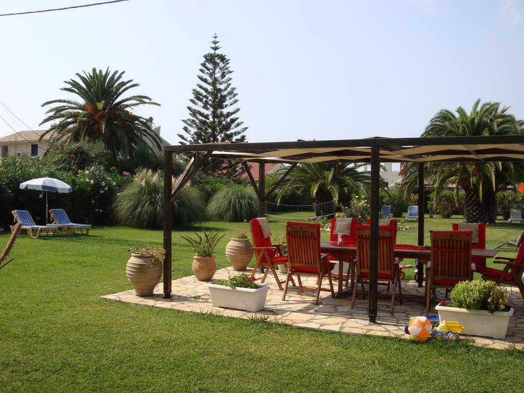 036 Villa Eleftheria Garden accommodation in corfu